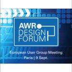 AWR Design Forum