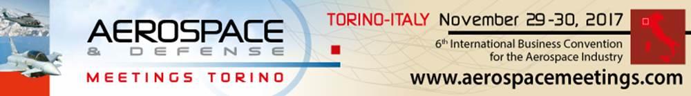 RF Microtech at Aerospace & Defense Meetings, Torino