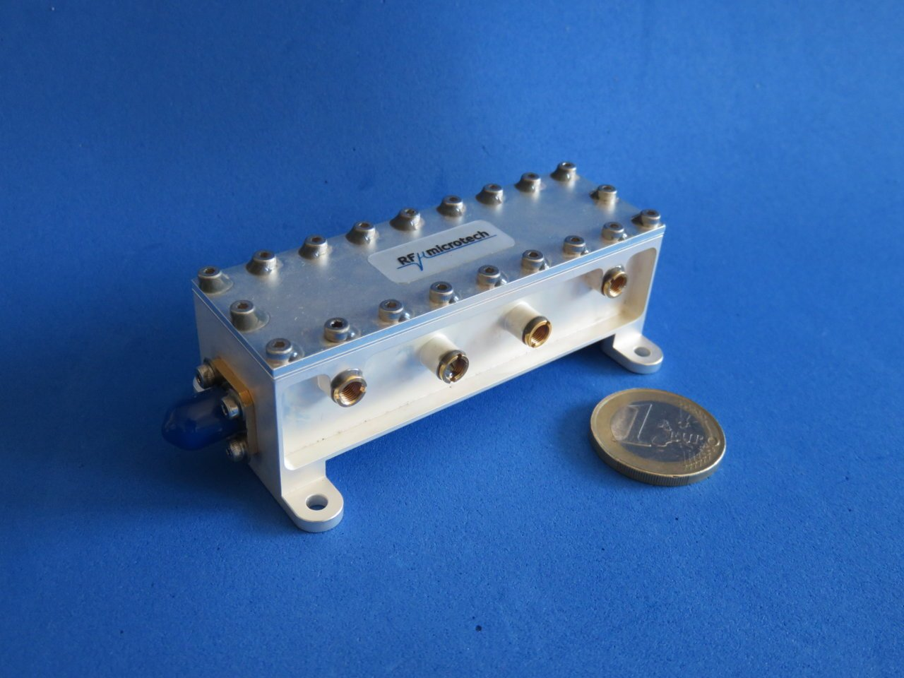 Microwave Filters and Passive Components - RF Microtech | RF