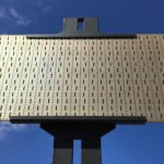 X-band slotted waveguide array antenna
