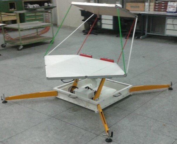 Ku-band Electronic Steerable Reflectarray antenna for SatCom