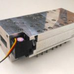Mechanical-tunable waveguide bandpass Filter
