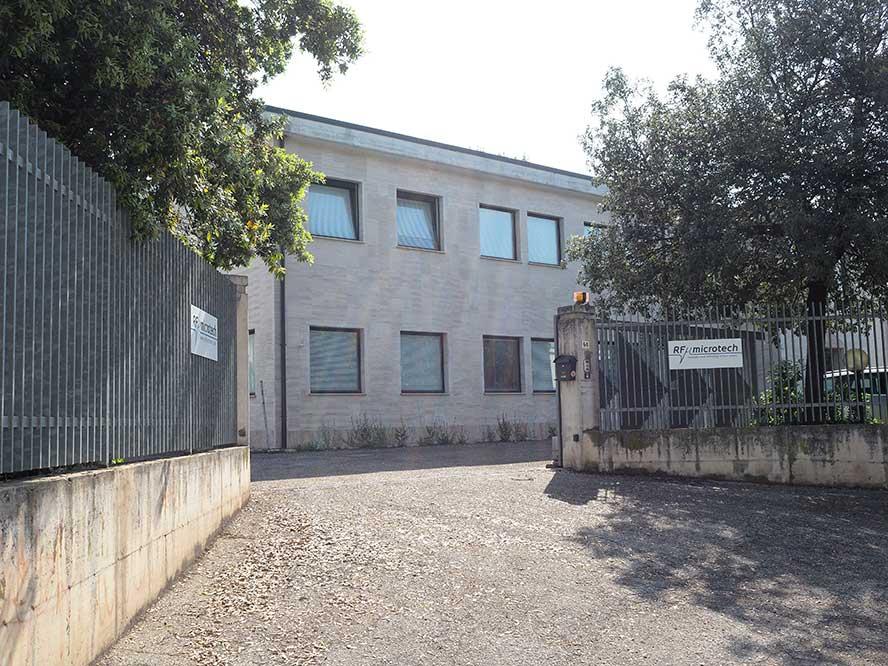 RF Microtech headquarters