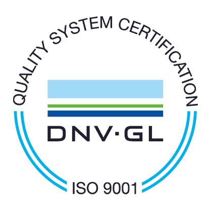 ISO 9001 - Quality System Certification