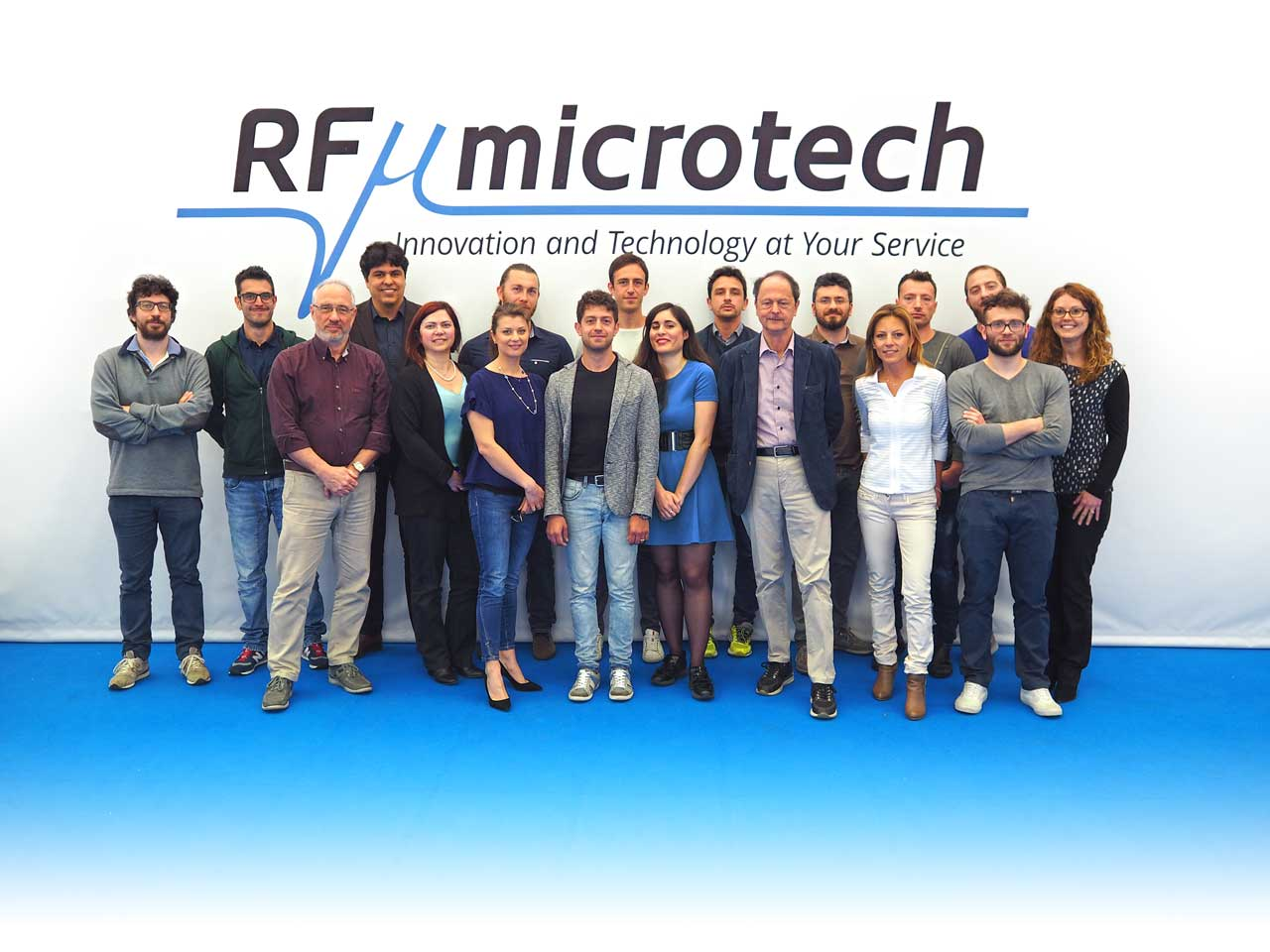 RF Microtech The Team