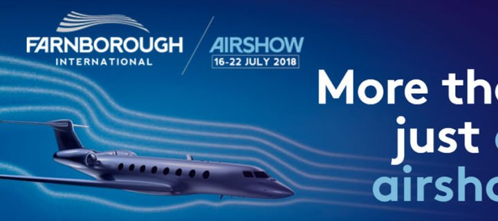 RF Microtech at Farnborough International Airshow