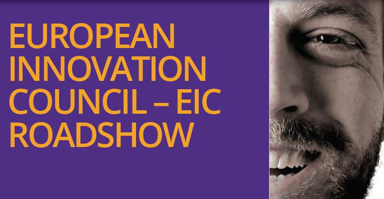 European Innovation Council – EIC Roadshow Info Day