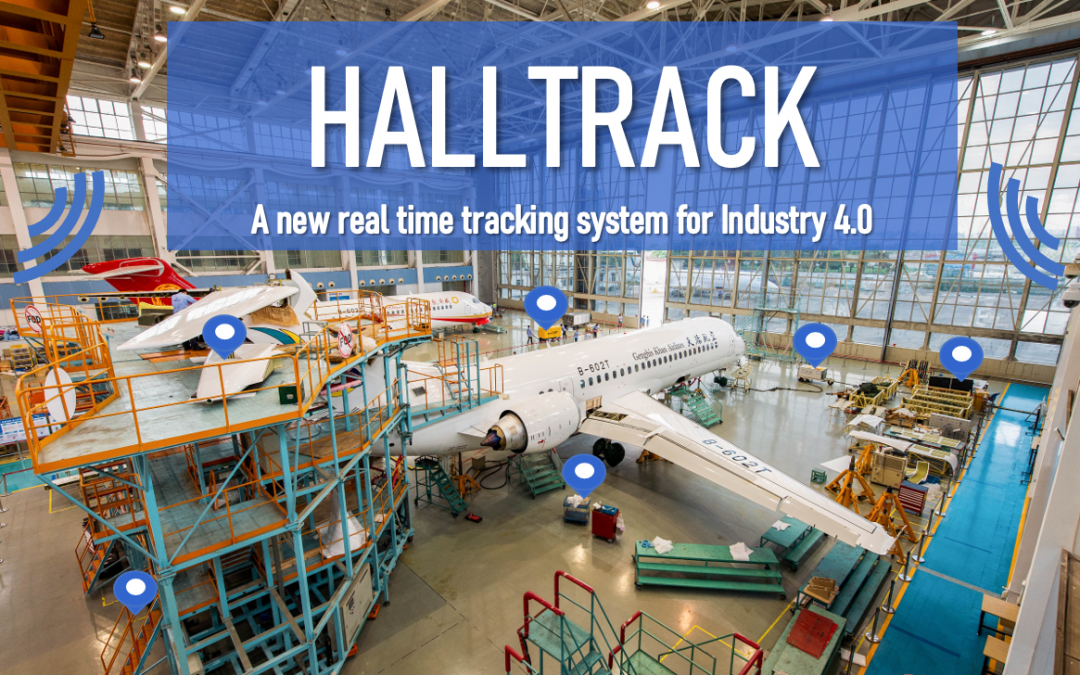 A new real time indoor TRACKing system for Industry 4.0