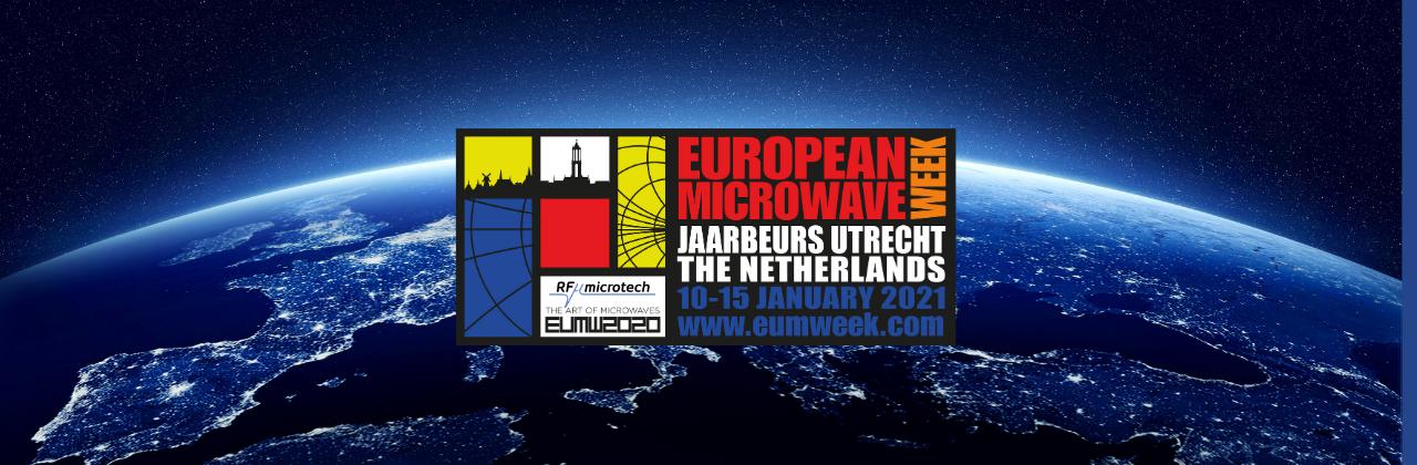 RF Microtech partecipates in EUROPEAN MICROWAVE WEEK 2021 – online edition