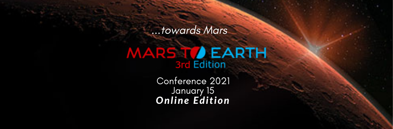 RF Microtech towards Mars! Today we attend the Mars To Earth Conference
