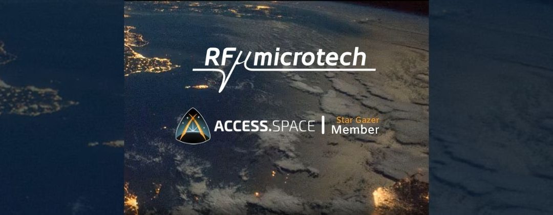 RF Microtech member of Access Space