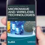 New paper published in International Journal of Microwave and Wireless Technologies