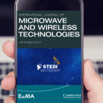 A new scientific contribution is now available on International Journal of Microwave and Wireless Technologies!