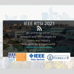 RF Microtech and CIM4.0 present HALLTRACK at the International IEEE Forum on Research and Technologies for Society and Industry