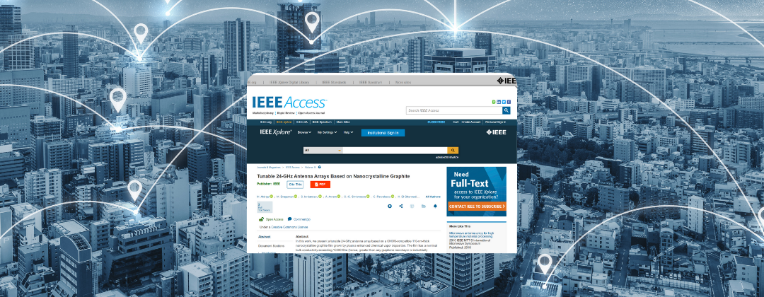 New paper about 2D antenna array is now available on journal IEEE Access!